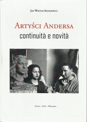 ARTYŚCI ANDERSA continuita e novita (e-book)