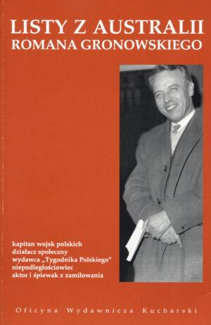 LISTY ZAUSTRALII ROMANA GRONOWSKIEGO